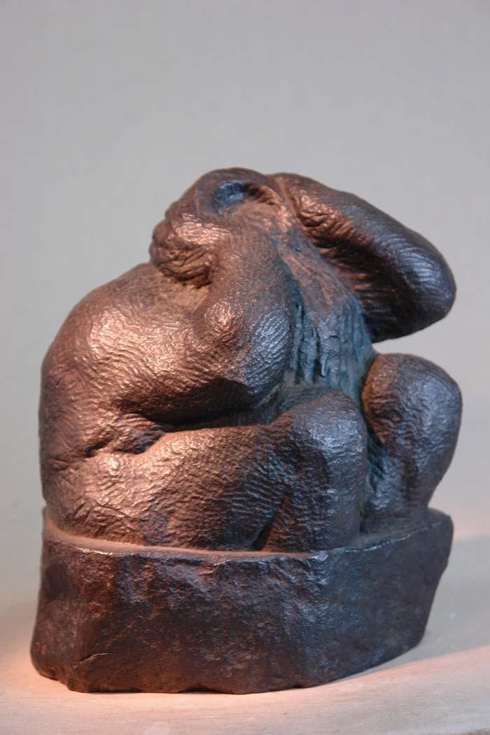 """Badender"", Bronze, 1988"