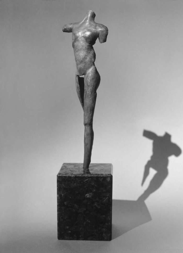 """""""Herbsttorso"""", Bronze, 2004"""