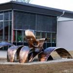 """""""Durch die Meere"""", 2008, Marine-Unteroffiziersschule Plön"""